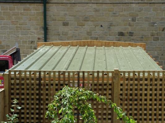 Garage Roofs Leeds