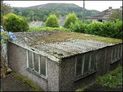 Grimston Garage Asbestos Roof Removal Leeds